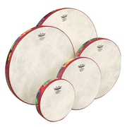 """Remo Kids Percussion Hand Drum Set of 5, 6"""", 8"""", 10"""", 12"""", 14"""""""