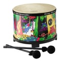 Remo Kids Percussion Floor Tom, 10in., Rainforest