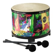 "Remo Kids Percussion Floor Tom, 10"", Rainforest"
