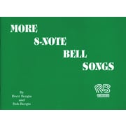 Rhythm Band More 8 Note Bell Song Book, 20 Songs