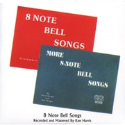 Rhythm Band 8 Note Bell Songs CD, 29 Songs