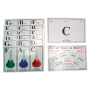 Sweet Pipes 7 Color Coded Handbell Cards