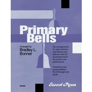Sweet Pipes Primary Bells For 8 Note, 13 note and 20 note handbells, 10 Songs