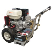 Dirt Killer H360E, 3500 PSI, Gear-Drive Honda Industrial Pressure Washer, Electric Start
