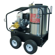 Dirt Killer H3612 Hot Water, 3500 PSI, Gear-Drive Honda Industrial Pressure Washer, Electric Start