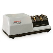 Chef's Choice Commercial Diamond Hone 2-stage Electric Knife Sharpener for Straight Serrated Knives