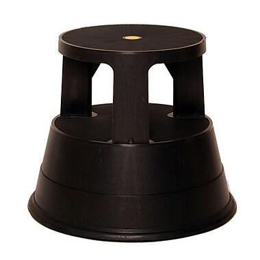 Xtend Climb 174 16 5 Quot Plastic 2 Step Stable Stool Black