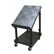 "SPC Retail Tilt Level Display Cart, 44"" H x 36"" W, (BC244902TT)"