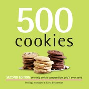 500 Cookies:  The Only Cookie Compendium You'll Ever Need