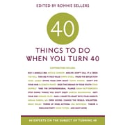 40 Things To Do When You Turn 40
