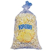 Gold Medal 2555 Value Size Popcorn Bag, Plastic, 1000/carton
