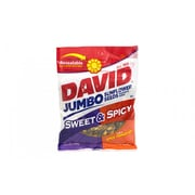 David Jumbo Seeds Sweet and Spicy, 5.25 oz, 12 Count