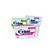 Orbit White Gum Sugar Free Variety Pack, 16 Count