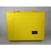 Condition 1 Airtight/Watertight Yellow Hard Plastic Protective Case (101024)