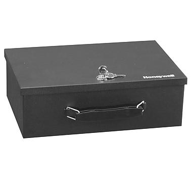 Honeywell 300 cu.in. Key Lock Fire Resistant Security Box (6104)