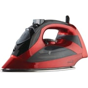 Brentwood Mpi-90R Steam Iron With Auto Shut-Off (Red)