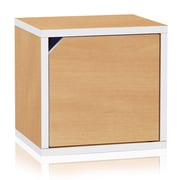 Way Basics Eco Stackable Connect Storage Cube with Door Limited Edition (C-DCUBE-SP)