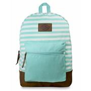 Dickies Hudson Backpack, Mint Stripe (I-50088-314)