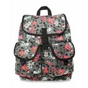 Dickies Gypsy Backpack, Floral Cheetah Stamp (I-00443-074)