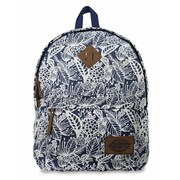 Dickies Classic Canvas Backpack, Big Flora Navy (I-50092-417)
