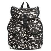Dickies Gypsy Backpack, Black Modern Ikat (I-00443-013)