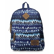Dickies Classic Canvas Backpack, Ripple Ikat (I-50092-011)