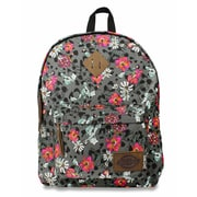 Dickies Classic Canvas Backpack, Cheetah Floral (I-50092-074)