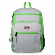 Dickies Double Deluxe Backpack, Grey Heather (I-27094-083)