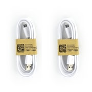 Samsung 5 Feet micro USB Charging /Sync Data Cable (Pack of 2)