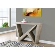 Monarch Hall Console Table Dark Taupe (I 2435)