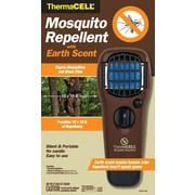 ThermaCELL Mosquito Repellent Personal Pest Control Appliance in Earth Scents, Brown
