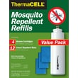ThermaCELL Mosquito Repellent Refill Pack for Appliances and Lanterns, 48-hour