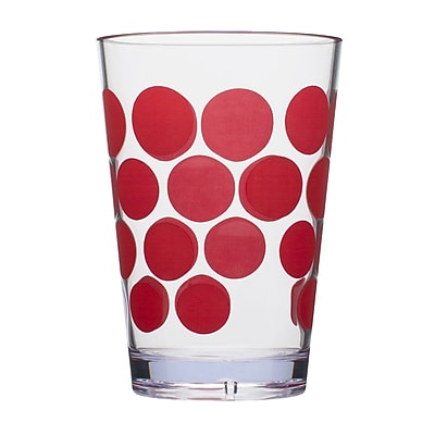 Dot Dot Juice Cup Red