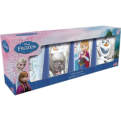 Disneys Frozen Movie Pint Glass Set 2464857