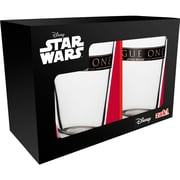 Star Wars Rogue One Pint Glass Set