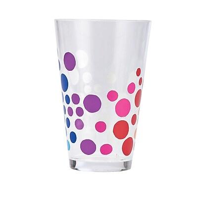 Bubbles Plastic Tumbler - Clear 2464823
