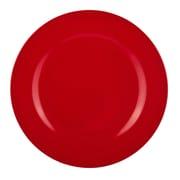 Ella Melamine Salad Plate - Red