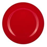 Ella Melamine Dinner Plate - Red