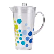 Bubbles Water Pitcher with Lid