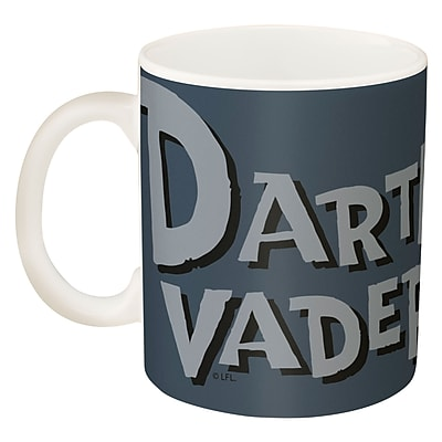 Star Wars Coffee Mug - Darth Vader Grey 2464901