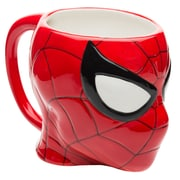 Spider-Man Sculpted Coffee Mug