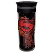 Superman Insulated Travel Mug