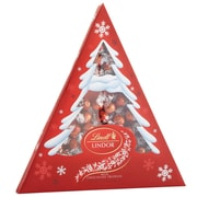 Lindor Milk Chocolate Holiday Tree Box, 17.8oz (C003250)