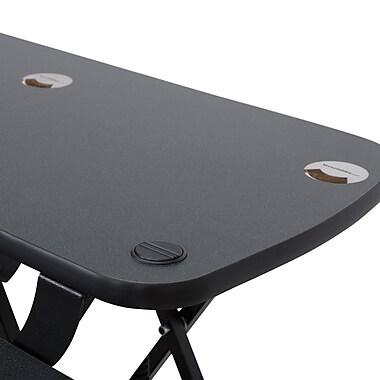 Adjustable Height Computer Desk Staples Images Standing