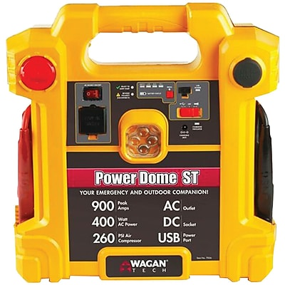 WAGAN TECH 7005 Power Dome ST with Air Compressor 2499714