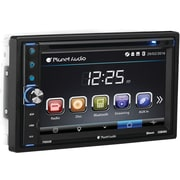 "PLANET AUDIO P9650B 6.5"" Double-DIN In-Dash DVD Receiver with Bluetooth®"