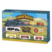 Bachmann Williams N Yard Boss Train Set (Spws071)