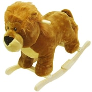Poker Lion Plush Rocking Animal (Poker5058)
