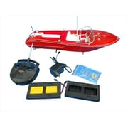 Handcrafted Model Ships Ready To Run Remote Control Aquarama Model Speed Boat 18 In. Decorative Rc Boat (Hdfm1559)