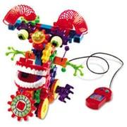Learning Resources Gears Gears Gears Wacky Wigglers- Inch Motorized Set Set Of 130 Inch (Edre2520)